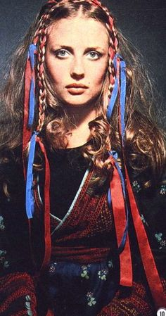 Bebe Buell 1976