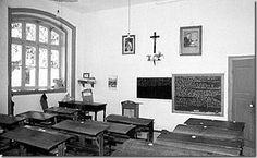 Sala da Escola Primária Adães Bermudes, em Cascais