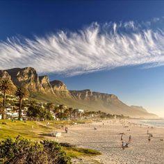 Die 12 Apostel in Kapstadt - Südafrika.