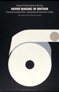 Tom Eckersley | Poster Artist