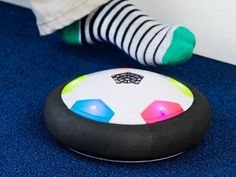 Hovering Soccer Disk by Can You Imagine