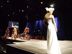 #Radl&Fashion #München #Modenschau #Fahrrad #2013