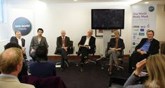 New News Ecology panel at the Commonwealth Club with Lindsey Hilsum of Channel 4 , Richard Sambrook of #Edelman, Stewart Purvis of City Uni, @Wais Bashir of Demotix, Sean Maguire of #Reuters and our own Phil Harding trustee