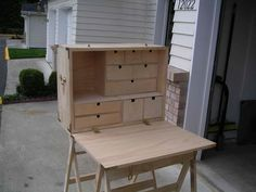 I LOVE these little DIY chuck boxes - Several build your own plans ...