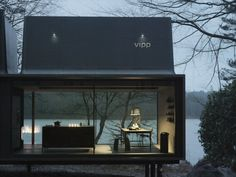 Vipp Shelter A project by Danish design company... | Luxury Accommodations