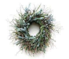 Wild at Heart Contemporary Euc Wreath