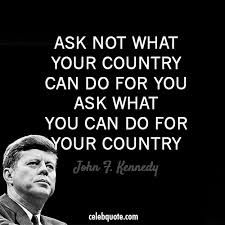 This quote teaches students that countries prosper because of it's citizens. Hard work is what helps countries do well and be successful.