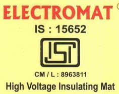Safety from electrical shock is required for workmen whether they are involved in Electricity Generation, Transmission, Distribution or its use:  http://www.electromat.in/