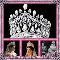 Royal Crowns, Royal Tiaras, Tiaras And Crowns, Princesa Real, Alexandra Feodorovna, Chaumet, Imperial Russia, Royal Jewelry, Crown Jewels
