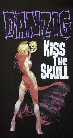 Danzig Kiss the Skull