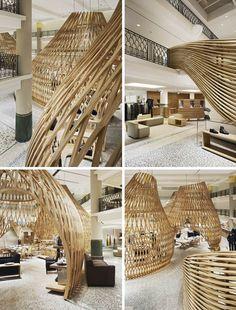 VoyeurDesign - Boutique de Hermès en Hotel Lutetia de París