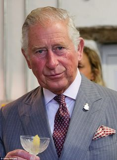 The Prince of Wales looked to be in good spirits as he met staff at the Moorland Spirit Company on the second day of his two-day visit to Northumberland Camilla Duchess Of Cornwall, Duchess Of Cambridge, Royal Prince, Prince Of Wales, Royal Life, Royal House, Palais De Buckingham, Royal Family Pictures, Elisabeth Ii