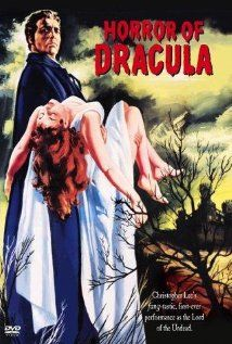 Horror of Dracula (1958), Hammer Studios' retelling of Stoker's story benefits from good performances by Christopher Lee and Peter Cushing and more contemporary pacing.  Interesting to compare the 1950s version with the original.  Why is black and white photography so much more frightening to me, I wondered as I watched this thoroughly enjoyable though far less haunting treatment.