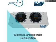 chiller maintenance company in Saudi Arabia