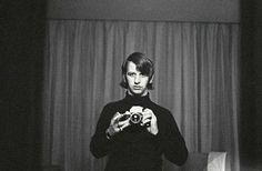 Ringo Starr taking a selfie