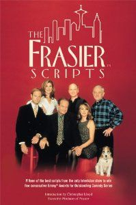 Of the one hundred and fifty scripts written for Frasier over the last five years, executive producer Christopher Lloyd says that the 15 chosen for this book are those Reading Online, Books Online, John Mahoney, Kelsey Grammer, Script Writing, Comedy Series, Book Projects, Paperback Books, Book Publishing