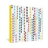 Found it at AllModern - Khristian A Howell Nolita Drops Gallery Wrapped Canvas