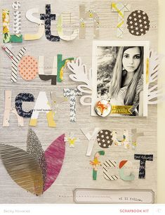 USE YOUR SCRAPS - Scrapbooking Kits, Paper & Supplies, Ideas & More at StudioCalico.com!