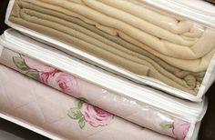 Gaveta Organizadora de Cobertores