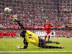 Penalties - Hamann scores
