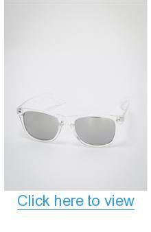 Crystal Clear Wayfarer Sunglasses #Crystal #Clear #Wayfarer #Sunglasses