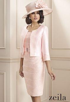photo of ladies formal daywear design 03 detail by Zeila