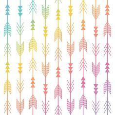 Arrows in LLR colors
