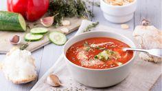 Zöldségleves: gazpacho - MINDENMENTES