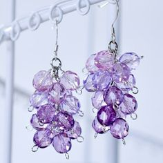 Ombre Earrings Get a fabulous gradient look when you craft these lovely earrings.