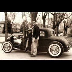 Vintage Drag Racing & Hot Rods : Photo