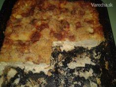 Zapekaný karfiol s bryndzou a syrom - Recept