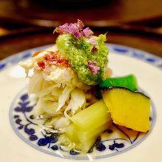 Hokkaido crab at Seisouka (青草窠) Tokyo #tokyorestaurant #japanfood #seisouka #ordinarypatrons
