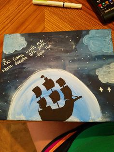 Peter Pan Canvas Disney