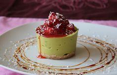 Raw Avocado Vanilla Cheesecake by http://www.sweetlyraw.com #gpfriendly #gastroparesis #gprecipes #recipes #gastroparesisrecipes #nommy #yummy #gpfriendlyfoods #food #hungry