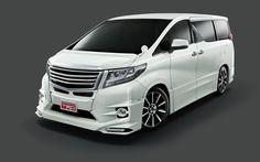 TRD Toyota Alphard '2015