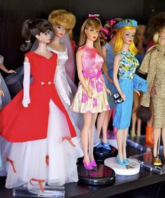 Vintage Barbie | My vintage grails have been moved to a lowe… | Flickr - Photo Sharing!