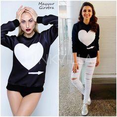 Celebrity Style,parineeti chopra,sanjana batra,Mayyur Girotra