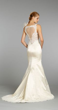 Lazaro Fall 2013 Bridal Gown Collection | bellethemagazine.com