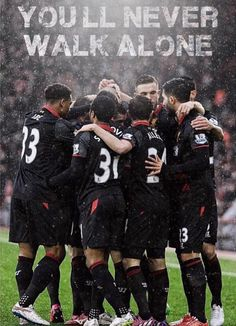 Poetry in Motion #LFC - in love with this jersey!