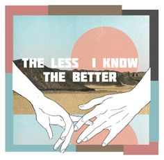 """""""The Less I Know The Better//Tame Impala"""" by burger15 ❤ liked on Polyvore featuring art Bedroom Wall Collage, Photo Wall Collage, Tame Impala Lyrics, Kevin Parker, Red Ink Tattoos, Dope Music, Perfect Word, Lyric Art, Retro Color"""