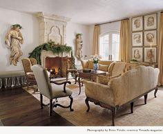 Pam Pierce  I love the furniture.