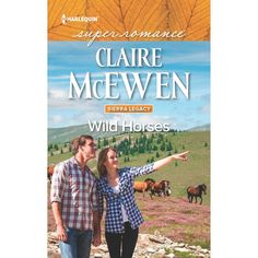 Blog Tour Stop and Giveaway: Wild Horses by Claire McEwen