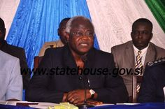 "3-day ""OSE-TO-OSE EBOLA TOK"" Campaign africanperspectivesblog / 19 Sep, 2014 -  President Ernest Bai Koroma Addresses the Nation of Sierra Leone. Find the original post on the statehouse's website."