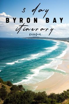 Are you planning a trip to Byron Bay? Read here to have the best trip ever! New South Wales Snapshots (Byron Bay) - keppford Coast Australia, Australia Travel, Queensland Australia, Western Australia, Campervan Australia, Australia Destinations, Australian Road Trip, Visit Wales, Mission Beach