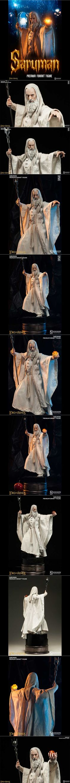 [Load of rings - Saruman Premium Format™ Figure]