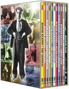 Art of Buster Keaton Collection