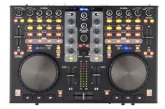 Control video, plus scratch and mix four decks of audio with two large, touch-sensitive jog wheels on the Stanton USB DJ controller/interface. Virtual Dj, Dj System, Digital Dj, Dj Gear, Car Sounds, Audio Equipment, Software, Music, 4 Channel