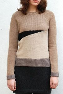 Primoeza Landscape Sweater - Can't get this one out of my head. What a talented designer!