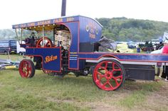 Auction Lot 3174 (Steam wagon. Built by J. Borthwick 1976, single cylinder,Thr..) Image 1