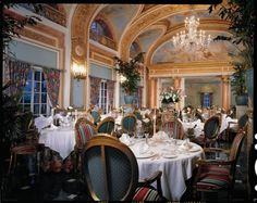 The French Room Restaurant in Dallas, TX